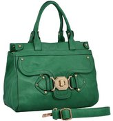 MG Collection Wendy Classic Stylish Satchel
