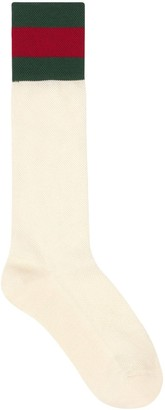 Gucci Cotton socks with Web