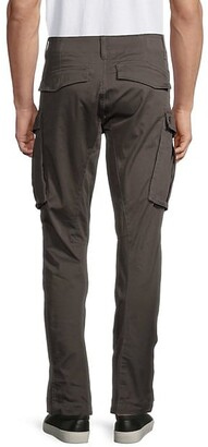G Star 3D Straight Tapered Cargo Pants