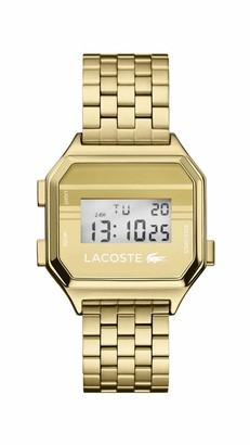 Lacoste Berlin Quartz Watch with Stainless Steel Strap