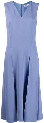 Victoria Beckham Pleated Dress