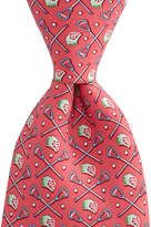 Vineyard Vines Boys Lacrosse Sticks & Helmets Tie