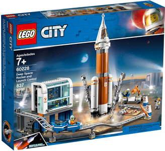Lego City Deep Space Rocket & Launch Control - 60228