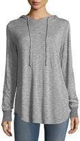 Allen Allen Jersey Hoodie Sweater