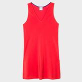 Paul Smith Women's Red Silk Top