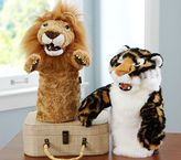 Pottery Barn Kids Big Cats Hand Puppets selected by National Geographic