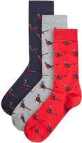 Barbour Pheasant Sock Gift Box