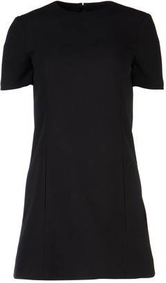 Saint Laurent A-Line Mini Dress