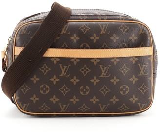 Louis Vuitton Reporter Bag Monogram Canvas PM
