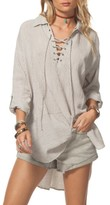 Rip Curl Women's Sandbar Lace-Up Tunic