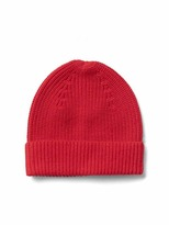 Gap Wool blend ribbed beanie