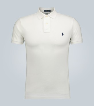 Polo Ralph Lauren Slim-fit cotton polo shirt