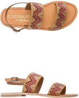 Coconuts Margot Beaded Sandal