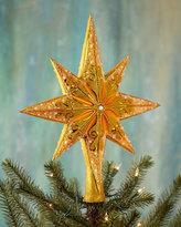 Christopher Radko Golden Radiance Christmas Tree Topper