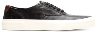 Frye Ludlow Lace-Up Leather Sneakers