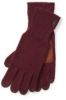 Polo Ralph Lauren Merino Wool Touch Screen Glove