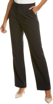 Nicole Miller Pleated Trouser