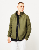 Hunter Mens Original 3 Layer Blouson Green