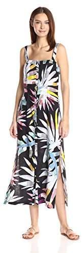 Mara Hoffman Women's Sheath Midi Dress