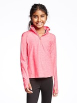 Old Navy Go-Dry 1/4-Zip Pullover for Girls