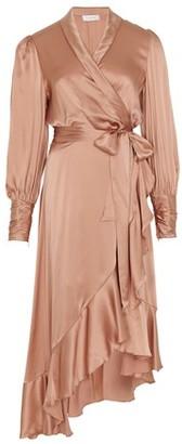 Zimmermann Silk mid dress