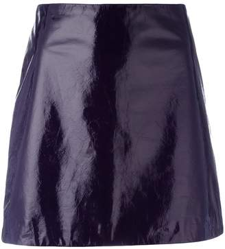 Nina Ricci mini A-line skirt