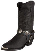 """Dingo Men's 2175 Concho Strap 12"""" Boot"""