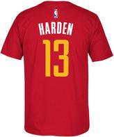 adidas Men's James Harden Houston Rockets Player T-Shirt
