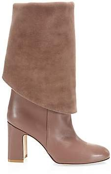 Stuart Weitzman Women's Lucinda Tall Leather Boots