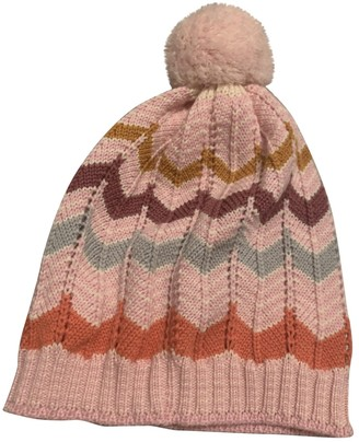 Missoni Pink Wool Dresses
