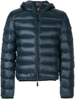 Sealup hooded padded jacket