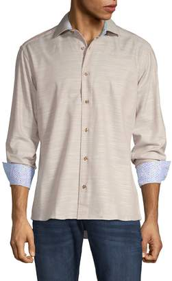 Bertigo Regular-Fit Long-Sleeve Shirt