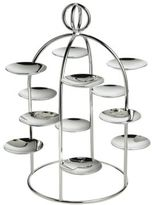 Ercuis Latitude 12-Dish Petit Fours Stand