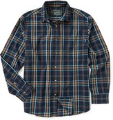 Woolrich Red Creek Plaid Long-Sleeve Shirt