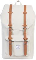 Herschel Little America Backpack Off White