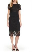 BOSS Women's Denela Lace Sheath Dress