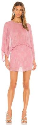 NBD Soliana Embellished Mini Dress