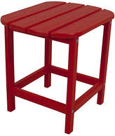 Polywood South Beach Side Table - Red