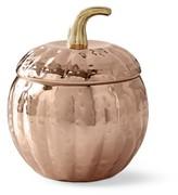 Williams-Sonoma Williams Sonoma Copper Pumpkin Ornament