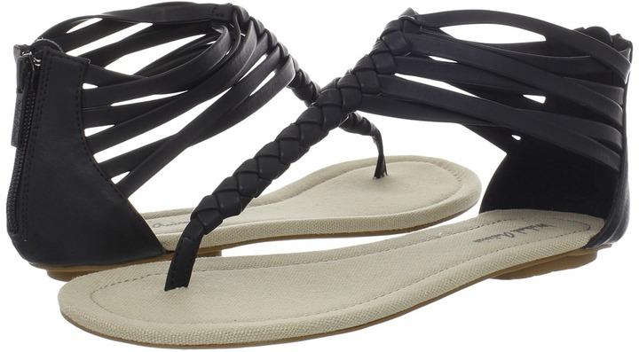 Michael Antonio Driver Canvas (Black) - Footwear