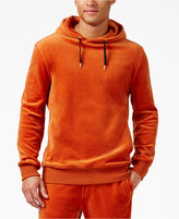 Sean John Men's Velour Track Hoodie, Only at Macy's