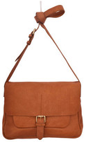 Latico Leathers Women's Blake Messenger Bag 3801