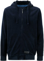 The Upside Velour hoody - men - Cotton/Polyester - M
