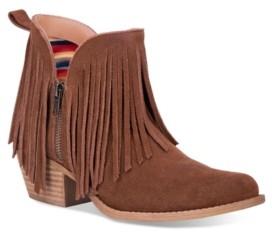 Dingo Women's Jerico Leather Bootie Women's Shoes