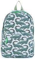 Stella McCartney crocodile print backpack