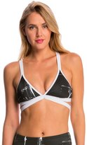 Nautica Greenwich Graphic Multi Strap Bikini Top 8146205