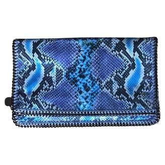 Stella McCartney Stella Mc Cartney \N Metallic Polyester Clutch bags