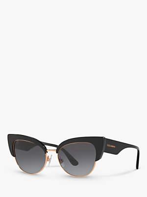 Dolce & Gabbana DG4346 Women's Cat's Eye Sunglasses