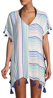 Surf.Gypsy Candy Stripe Coverup