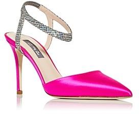 Sarah Jessica Parker Women's Single Pointed Toe Pumps